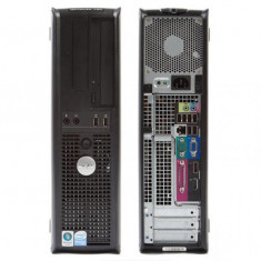 Calculator Dell 755DT Core 2 Duo E8400 3.0GHz, 4GB, HDD 160GB, GMA3100, DVD-RW - Sisteme desktop fara monitor, Intel Core 2 Duo, 2501-3000Mhz, 100-199 GB, LGA775