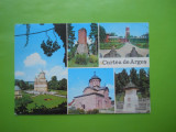 HOPCT 11369  A  CURTEA DE ARGES -MONUMENTE ISTORICE -JUD.ARGES[CIRCULATA], Printata