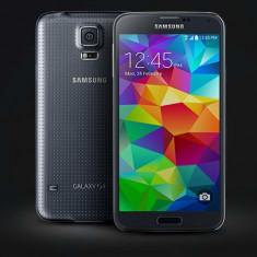 Vand Samsung Galaxy S5 - Telefon mobil Samsung Galaxy S5, Negru, Orange