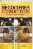 (C6188) NEGOCIEREA CONFLICTELOR INTR-O INSTITUTIE DE INVATAMANT DE PETRU BAZU