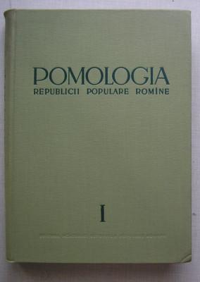 Pomologia RPR - volumul 1  - Istoric, Biologie, Metode foto