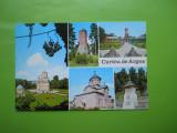 HOPCT 11370  A  CURTEA DE ARGES -MONUMENTE ISTORICE -JUD.ARGES[CIRCULATA], Printata