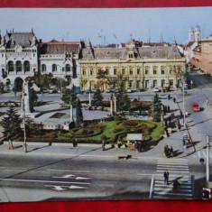 Vedere/ Carte postala - Oradea - Carte Postala Banat dupa 1918, Circulata, Printata