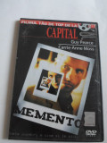 Film - MEMENTO - Guy Pearce , Carrie-Anne Moss  - C13, DVD, Romana