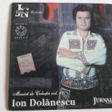 CD muzica - ION DOLANESCU - 20 piese - C13 - Muzica Populara