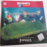 Film documentar Discovery - In cautarea Atlantidei - C13