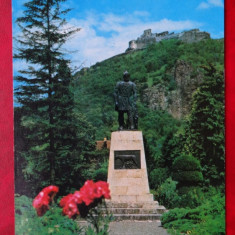 Vedere/ Carte postala - Deva - Carte Postala Banat dupa 1918, Circulata, Printata