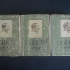 I. L. CARAGIALE - OPERE 3 volume - Roman, Anul publicarii: 1952