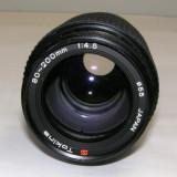 Obiectiv Tokina 80-200mm 1:4.5 montura Canon C/FD pentru curatat _2