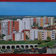 Vedere/ Carte postala - Timisoara - cartierul tipografilor - Carte Postala Banat dupa 1918, Circulata, Printata