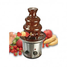 Fantana de ciocolata - Chocolate Fountain Superchef - Aparat Desert