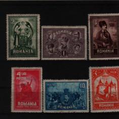 1929 l.p. 82 sarniera - Timbre Romania