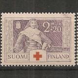 Finlanda.1934 Crucea Rosie-Personalitati istorice PP.50