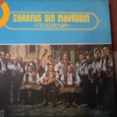 TARAFUL DIN Mavrodin teleorman disc vinyl lp muzica populara folclor electrecord, VINIL