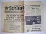 Ziar SCANTEIA - duminica, 14 aprilie 1974 Nr. 9840