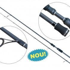 Lanseta fibra de carbon Baracuda Sooty 2,10 metri Actiune: A: 10-40g, Lansete Spinning
