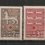 Finlanda.1943 Crucea Rosie PP.51
