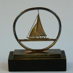 Trofeu barca WESTINS STOCKHOLM / argintat, Altele
