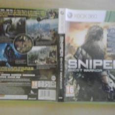 Sniper Ghost Warrior - Extended Edition - Joc XBOX 360 ( GameLand ) - Jocuri Xbox 360, Shooting, 16+, Single player
