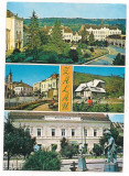 % carte postala (marca fixa)-SALAJ- Zalau-vedere, Circulata, Printata