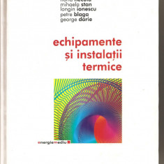 (C6163) ADRIAN BADEA - ECHIPAMENTE SI INSTALATII TERMICE - Carti Energetica