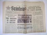 Ziar SCANTEIA - miercuri, 9 ianuarie 1974 Nr. 9745