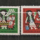 Germania.1962 Povesti de Fratii Grimm PP.64 - Timbre straine