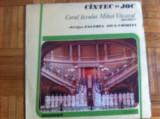 Corul liceului Mihai Viteazul cantec si joc Valeria Nica Chirita disc vinyl lp