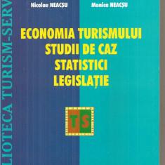 (C6181) ECONOMIA TURISMULUI. STUDII DE CAZ, STATISTICI, LEGISLATIE, DE NEACSU