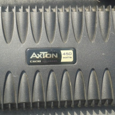 Amplif auto Axton 450w 5 canale - Amplificator auto, peste 200W