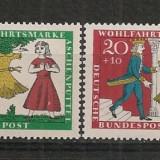 Germania.1965 Povestii de Fratii Grimm PP.75 - Timbre straine