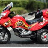 Motocicleta Pb378 12 volti rosu