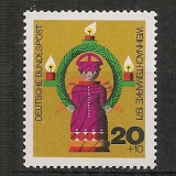 Germania.1971 Nasterea Domnului-Jucarii de lemn  PP.96