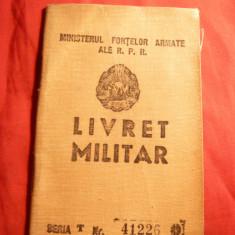 Livret Militar RPR 1950
