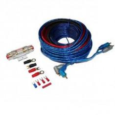 Kit Cabluri Amplificator Auto HT668 - Elemente montaj audio auto