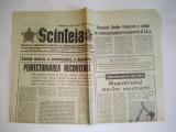 Ziar SCANTEIA - duminica, 9 iunie 1974 Nr. 9890