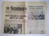 Ziar SCANTEIA - joi, 27 iunie 1974 Nr. 9905