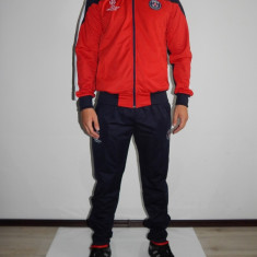 Trening PSG barbati - Slim-Fit - Trening barbati, Marime: S, M, L, XL, Culoare: Rosu