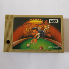 JOC BILIARD MSX SONY, RARITATE IN ROMANIA ., Sporturi