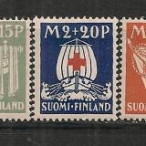 Finlanda.1930 Crucea Rosie PP.49