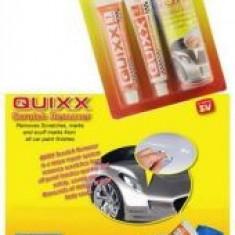 Kit Pentru Indepartarea Zgarieturilor- Quixx Scratch Remover - Cosmetice Auto