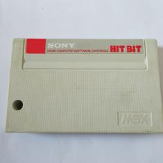 JOC Super Soccer MSX, SONY HIT -BIT, RARITATE IN ROMANIA ., Sporturi
