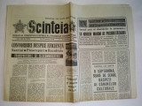 Ziar SCANTEIA - joi, 17 ianuarie 1974 Nr. 9753