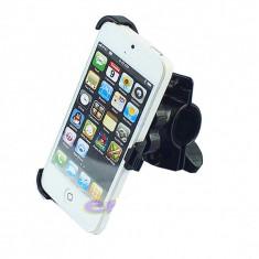 Suport telefon pentru bicicleta / motocicleta pentru iphone 5 G + folie ecran - Suport telefon bicicleta