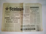 Ziar SCANTEIA - marti, 29 ianuarie 1974 Nr. 9765