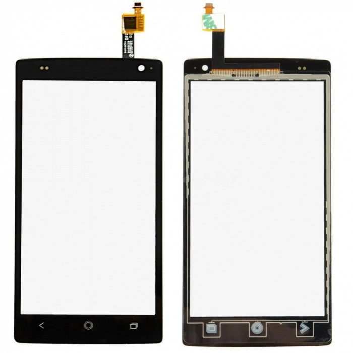 Touchscreen touch screen Digitizer Acer Liquid Z5 Z150 Geam Sticla Smartphone foto mare