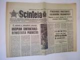 Ziar SCANTEIA - luni, 25 februarie 1974 Nr. 9792