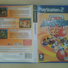 Dodgeball - JOC PS2 Playstation ( GameLand ) - Jocuri PS2, Sporturi, 3+, Multiplayer