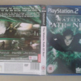 The Matrix Path of the Neo - JOC PS2 Playstation   ( GameLand )