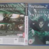 The Matrix Path of the Neo - JOC PS2 Playstation   ( GameLand )